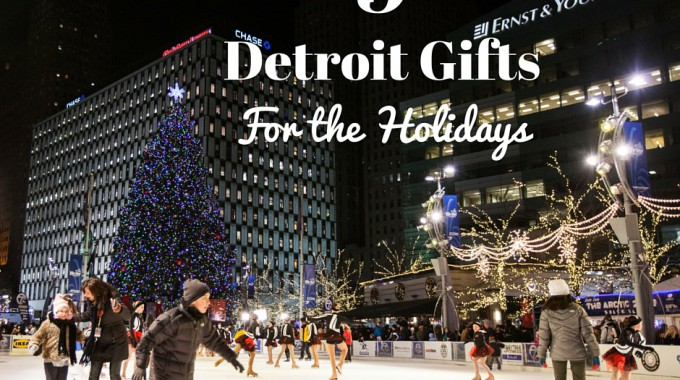 Detroit Gifts