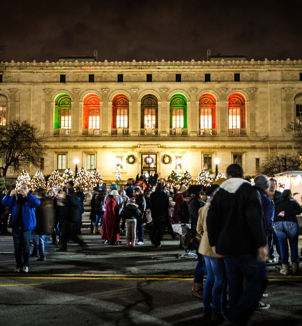 The 43rd Annual Noel Night To Spread Cheer In Midtown On December 5 - Opportunity Detroit Blog