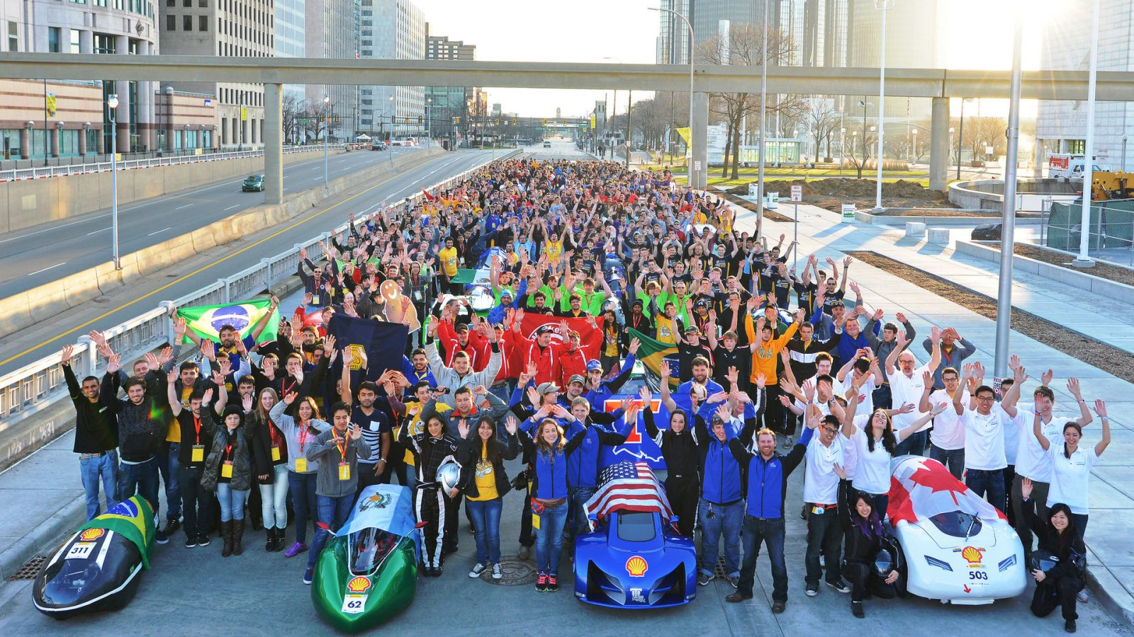 Shell Eco-marathon Brings Education & Fun To Detroit April 22-24