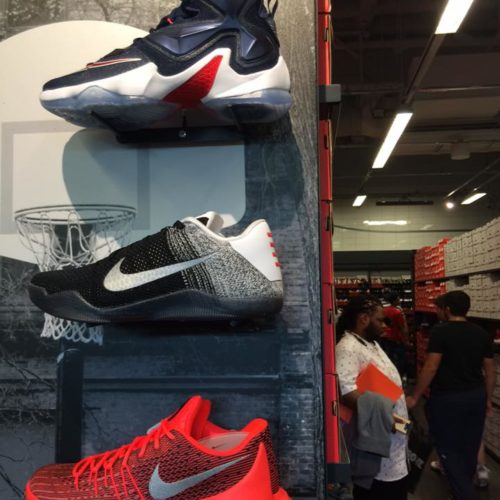 Nike Detroit Community Store Opens On Woodward Avenue - Opportunity Detroit