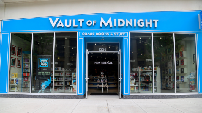 """Embrace Your Geekness"" By Checking Out Vault Of Midnight - Opportunity Detroit Blog"