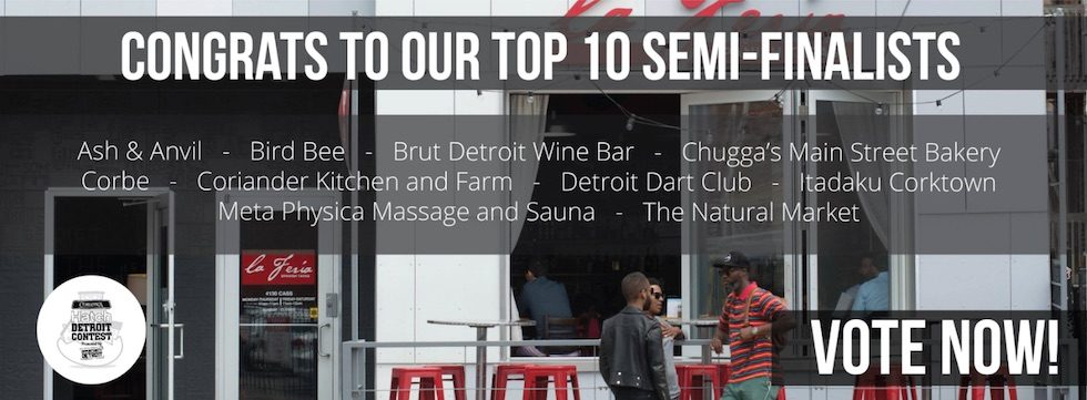 Top 10 Announced For The 6th Annual Hatch Detroit Contest