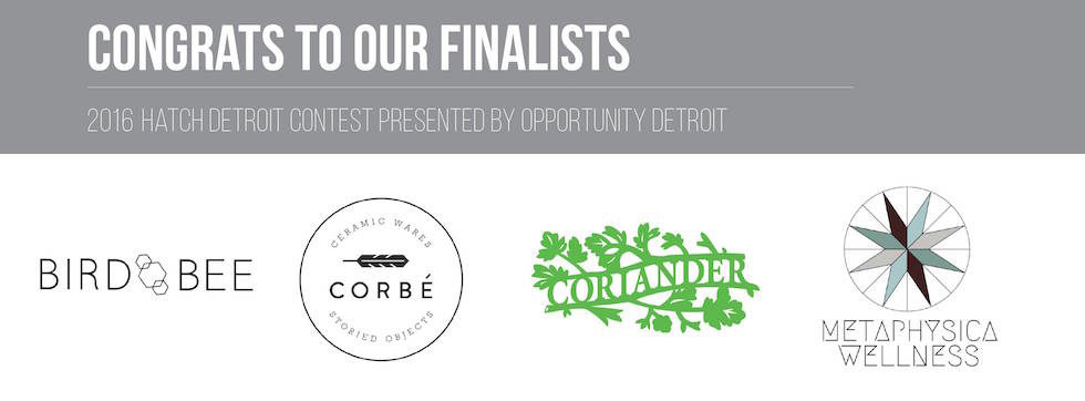 Top 4 Announced For The 6th Annual Hatch Detroit Contest
