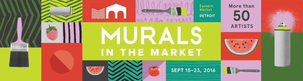 Murals In The Market Returns To Eastern Market
