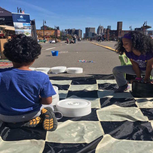 Open Streets Detroit Offers Free Street Fair Activities On October 2 - Opportunity Detroit