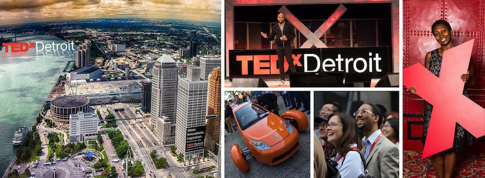 8th Annual TEDxDetroit Inspires Innovation And Creativity In The Motor City