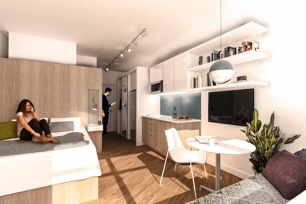 Isn't It Grand? New Microlofts Inspire City Living - Opportunity Detroit
