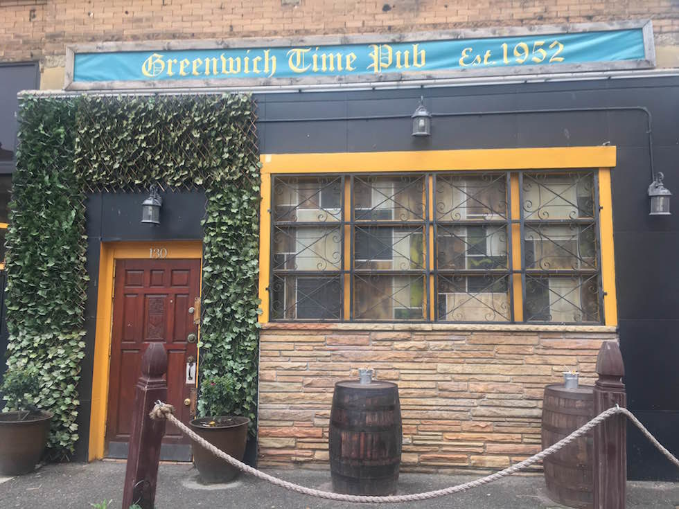 'Come As You Are' To Greenwich Time Pub