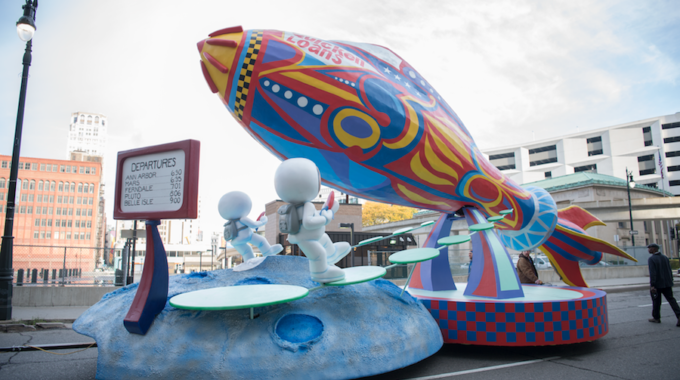 America's Thanksgiving Parade Celebrates 90 Years Of Entertainment - Opportunity Detroit