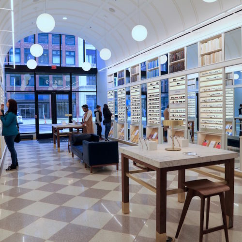 Warby Parker Sets Sights On Detroit With Designer Eyewear - Opportunity Detroit