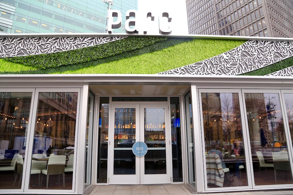 Parc Restaurant Brings Casual Midday And Night-Life Dining Option To Detroit