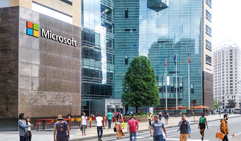 Microsoft Announces Move Of Technology Center To Downtown Detroit