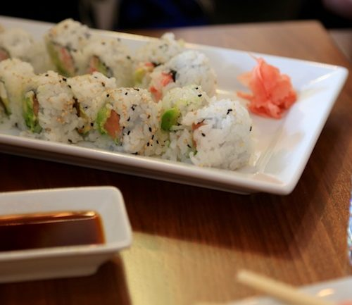Maru Sushi Serves Up Unique Dishes In The D – Opportunity Detroit