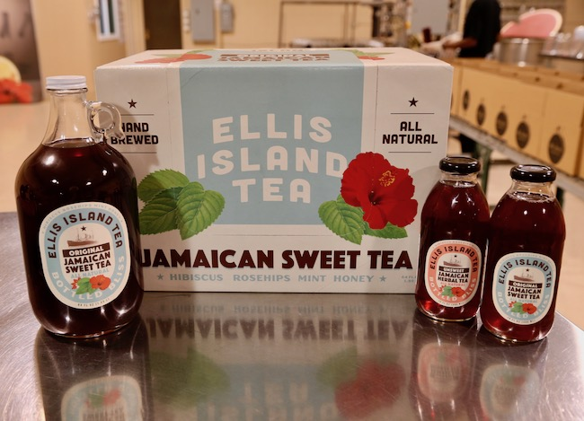 Ellis Island Tea's Historic Recipe Meets Modern Marketing To Brew Success