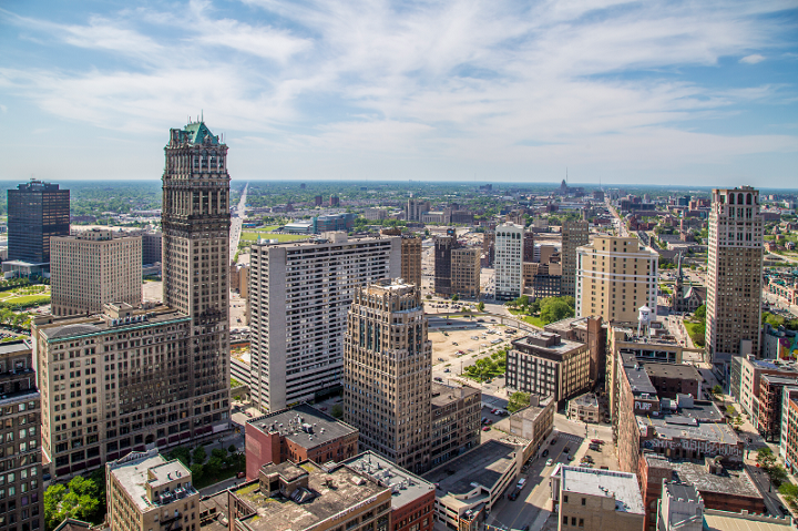 A Tour Of Detroit Architecture