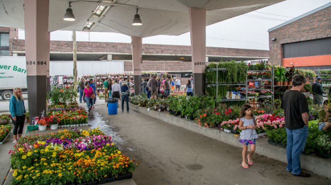 Get Your Wagons Ready For Eastern Market Flower Day! – Opportunity Detroit