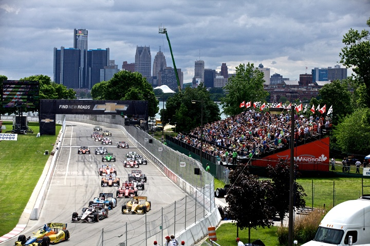 Belle Isle Revs Up For The 2018 Chevrolet Detroit Grand Prix – Opportunity Detroit