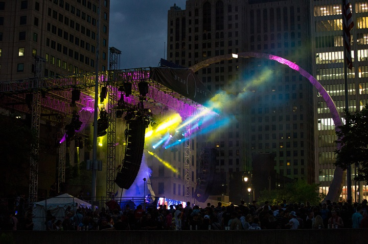 Wu Tang Clan Headlines 12th Movement Electronic Music Festival – Opportunity Detroit