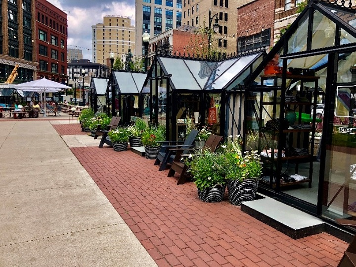 Downtown Markets Have Local Detroit Businesses Booming