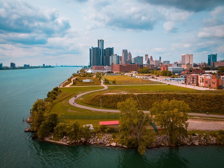 Detroit Park Activations In The Summer