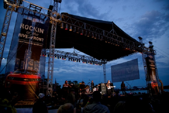 Rockin' On The Riverfront Is Your Cure For The Summertime Blues – Opportunity Detroit