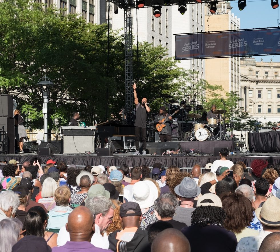 Relax Labor Day Weekend At The 39th Annual Detroit Jazz Festival