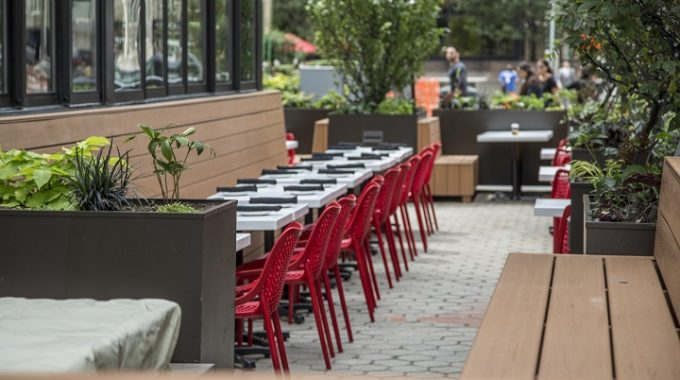 Alfresco Dining In The D – Opportunity Detroit