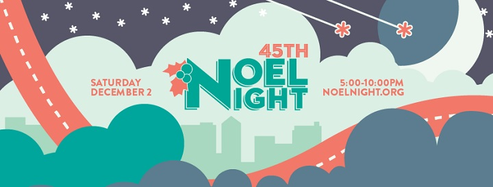 The 46th Annual Noel Night Celebration Just Got Bigger
