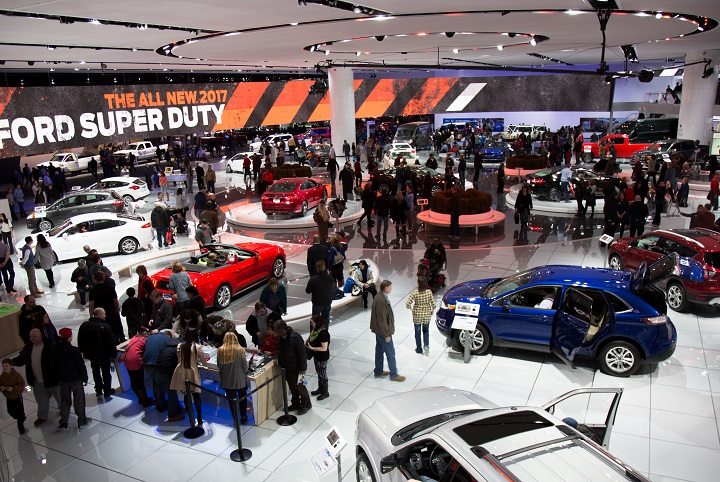 The Detroit Auto Show Returns To Cobo Center