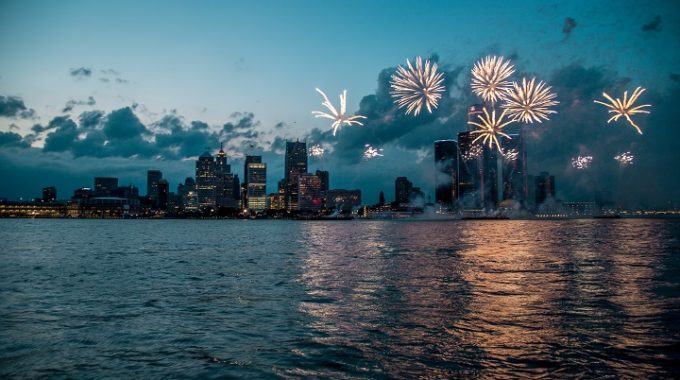 61st Annual Ford Fireworks – Ready! Set! Go! – Opportunity Detroit