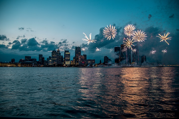 61st Annual Ford Fireworks – Ready! Set! Go!