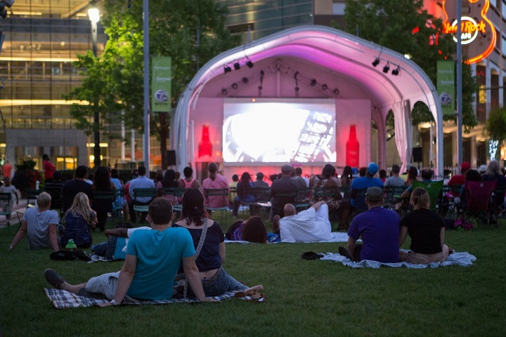 Outdoor Summer Movies In Detroit Are Wrapping Up – Don't Miss Your Chance To Catch A Free Flick