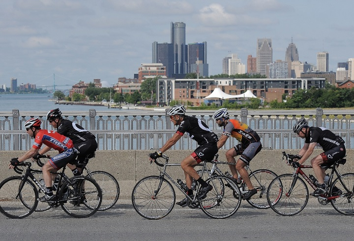 City Cyclists Invited To Ride Through Detroit And Raise Funds For Wayne State University Scholarships